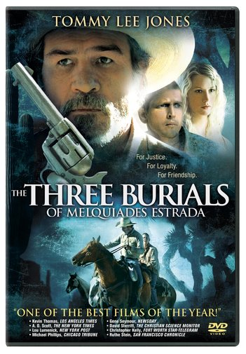THREE BURIALS OF MELQUIADES ESTRADA BY JONES,TOMMY LEE (DVD)